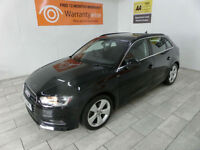 2013 BHP Audi A3 2.0TDI 150 Sportback Sport. ***BUY FOR ONLY £52 A WEEK***
