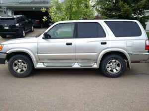 2001 Toyota 4Runner SUV