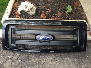 2014 F150 FX4 Grille