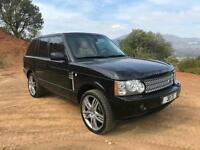 LHD 2009 RANGE ROVER VOGUE 3.6 TDV8 4X4 AUTOMATIC OVERFINCH IN MARBELLA SPAIN