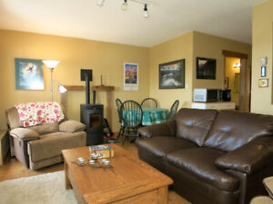 2 BR Silver Star Summer Rental Fully Furnished $1100 per month