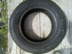 215 65r16 Michelin tire FS