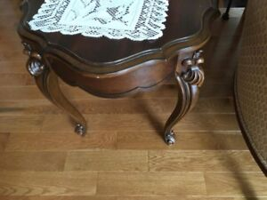 antique - french provincial set