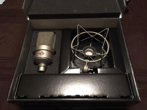Neumann TLM 103 Studio Set $900 Firm Until Sat Night