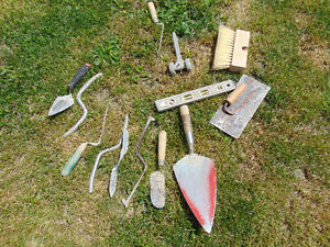 For cement work or worker lots of stuff. hole lot for $60  look