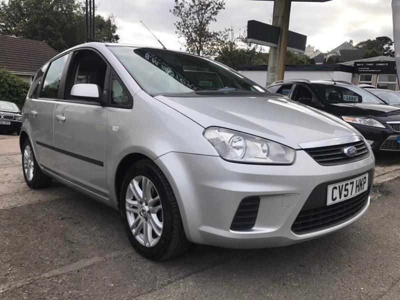 2007 Ford C-Max 1.6 TDCi DPF Style 5dr