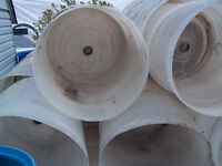 Plastic  tube  to  cover  your  garden  plant   $2.00  each.