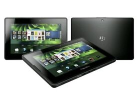 BlackBerry PlayBook 16GB 32gb 64gb Wi-Fi 7in Black