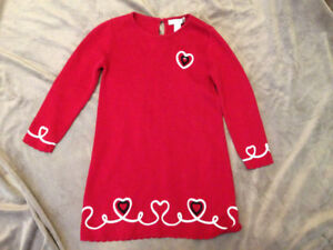 Maggie and Zoe 5T stunning knit dress