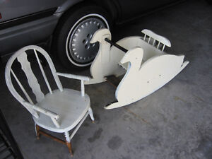 Baby or Doll rocking chair