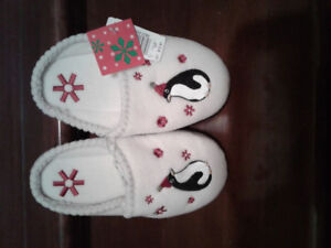 young girls slippers