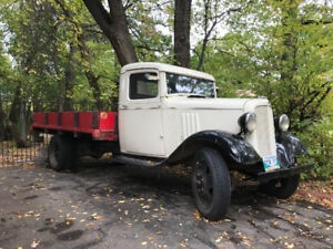 1935 1 1/2 Ton Truck For Sale