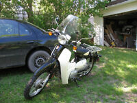 2010 SYM Symba 100cc scooter--REDUCED