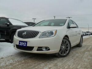 2012 Buick Verano 2.4L LEATHER REMOTE START HEATED STEERING WHEE