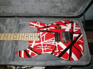 Road or Cyclocross Bike for EVH Guitar.
