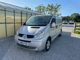2014 Renault Trafic 2.0 dCi LL29 Sport Low Roof Van LWB 3dr (EU5) Panel Van Dies