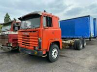 Scania 141 10 Tyre Chassis Cab