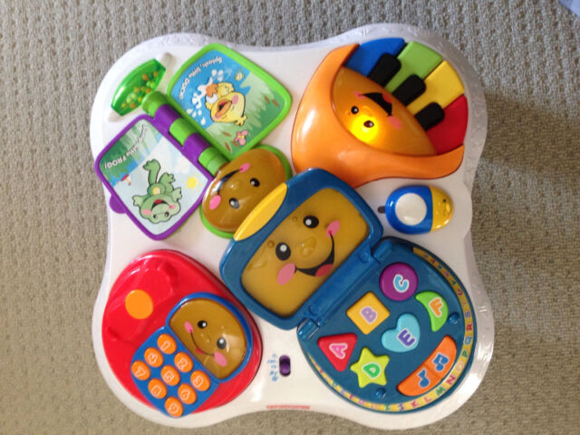 Fisher price, leap frog & Vtech