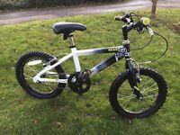 """Raleigh Zero 16"""" Wheel Kids Bike"""