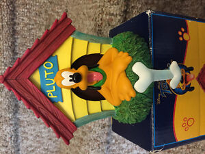 New! Disney Pluto Leash Hooks Kitchener / Waterloo Kitchener Area image 1
