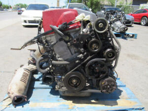 JDM Honda Civic EP3 K20A Type R Engine 2.0L 6 Speed LSD