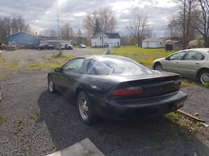 1995 Chevrolet Camaro Base Coupe (2 door)