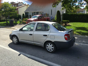2002 Toyota Echo Berline