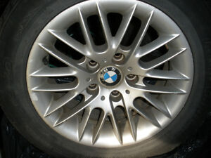 4  BMW 16in Mags Rims Wheels West Island Greater Montréal image 4
