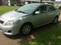 2009 Toyota Corolla CE Sedan - not many deals like THIS !