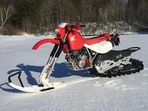 Honda XR650L - CAMSO 129