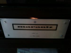 MARANTZ 240 POWER AMP