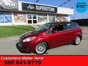 2014 Ford C-Max SEL  NAVIGATION LEATHER ROOF HEATED SEATS