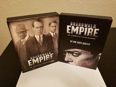 Boardwalk Empire  Seasons 4   5  8 Disc Set  Dvd  Hbo