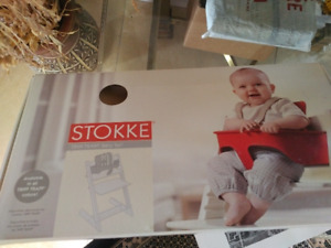 Stokke Tripp Trapp Baby Set (just seat part not chair)