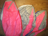 Spinnakers for sale x 2 for 36 ft sailboat