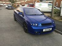 Astra 2.0ltr TURBO Coupe - Highly Modified.