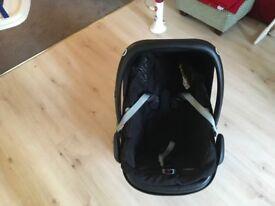 Maxicosy grade 0 car seat