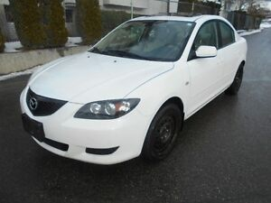 2006 Mazda Mazda3 Auto WINTER & SUMMER TIERS Runs Great
