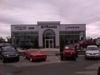 Low rate Subprime financing available at AllRoads Dodge Chrysler
