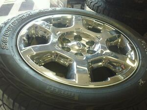 Ford Rims & Tires