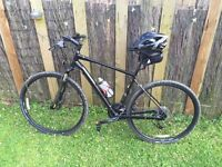 Marin DS4 2015 Hybrid Bicycle