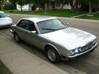 1988 Jaguar XJ6 silver Sedan