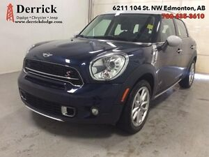 2015 MINI Cooper Countryman   Used 4WD S Low Milege Sunroof Lthr