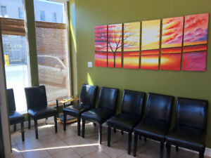 Established downtown Lethbridge chiropractic business for sale.