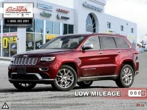 2016 Jeep Grand Cherokee Summit  - Navigation