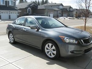 2008 Honda Accord EX-L No Accidents in Excellent Condition