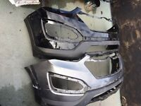 Hyundai Santa FE 2015 2016 genuine front bumper + passenger xenon headlight for sale