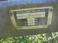 ifor williams transporter