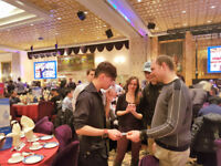 CloseUp COOL MAGIC 4 HOLIDAY Events / Party by Cr8tive Magician