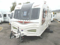 2014 Bailey Unicorn 2 Vigo - MOTOR MOVER FITTED